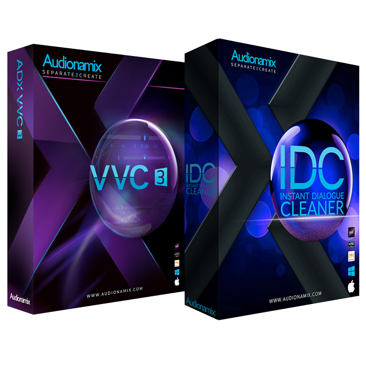 Audionamix Plug-in Bundle