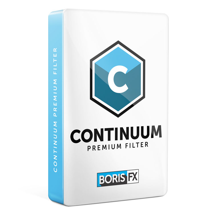 Boris Continuum Title Studio