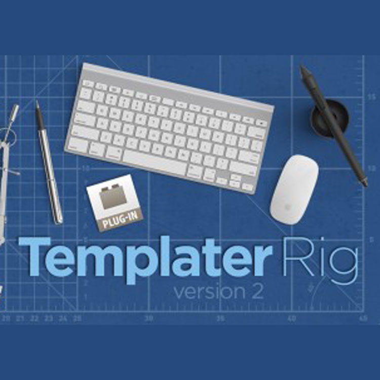Dataclay Templater Rig