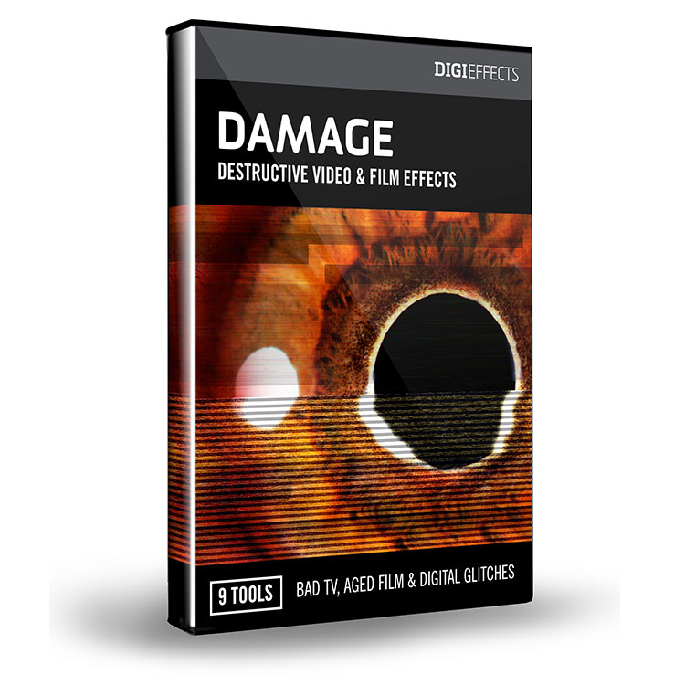 Digieffects Damage