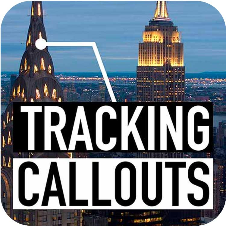idustrial revolution tracking callouts
