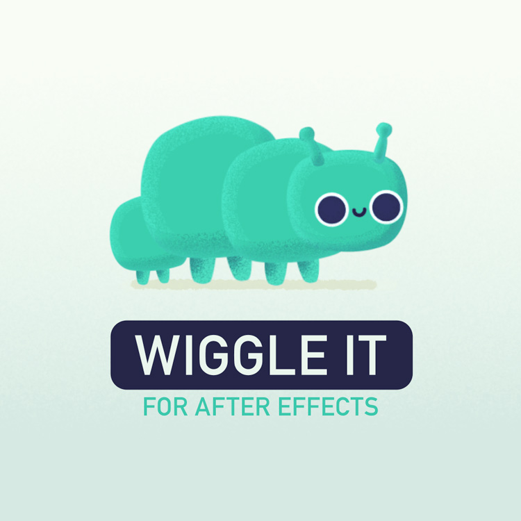 eyedesyn Wiggle It for After Effects