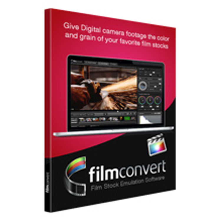 FilmConvert for FCPX & FCP7