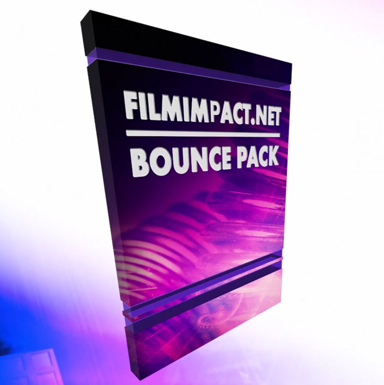 FilmImpact Bounce Pack