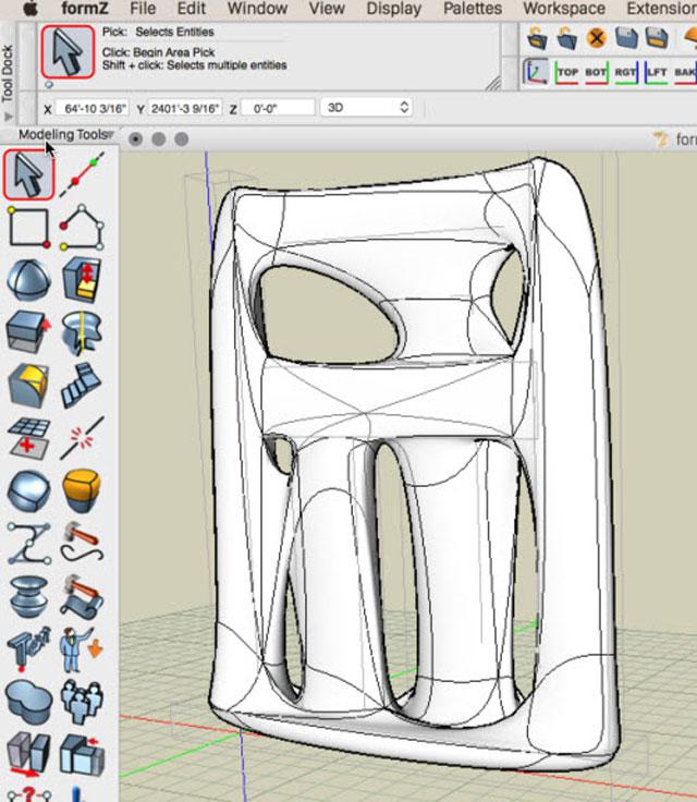 Review: formZ pro by CAD Digest - Toolfarm.com :: The Video Plug ...