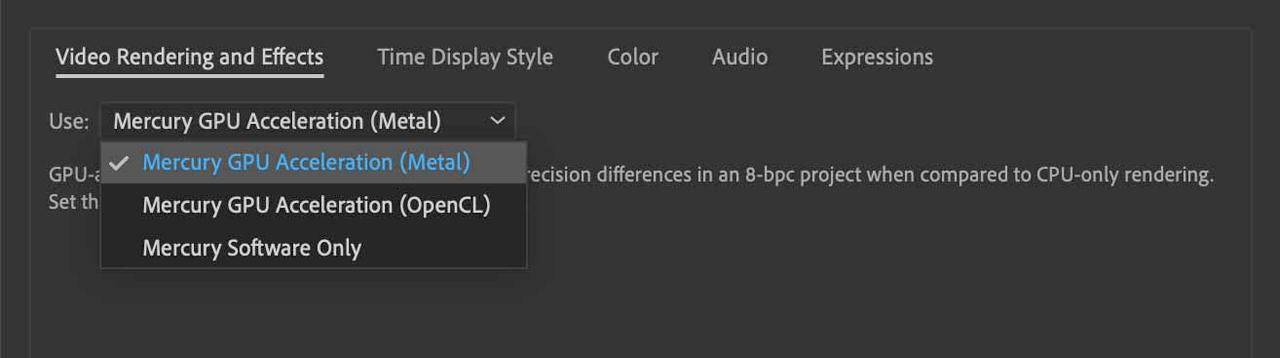 fxfactory ae render settings