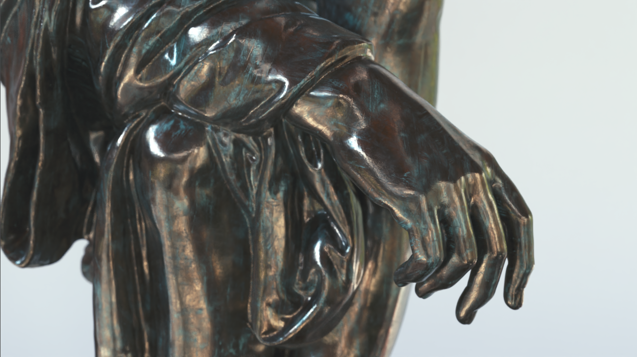 gsg hdri pack modern industrial bronze