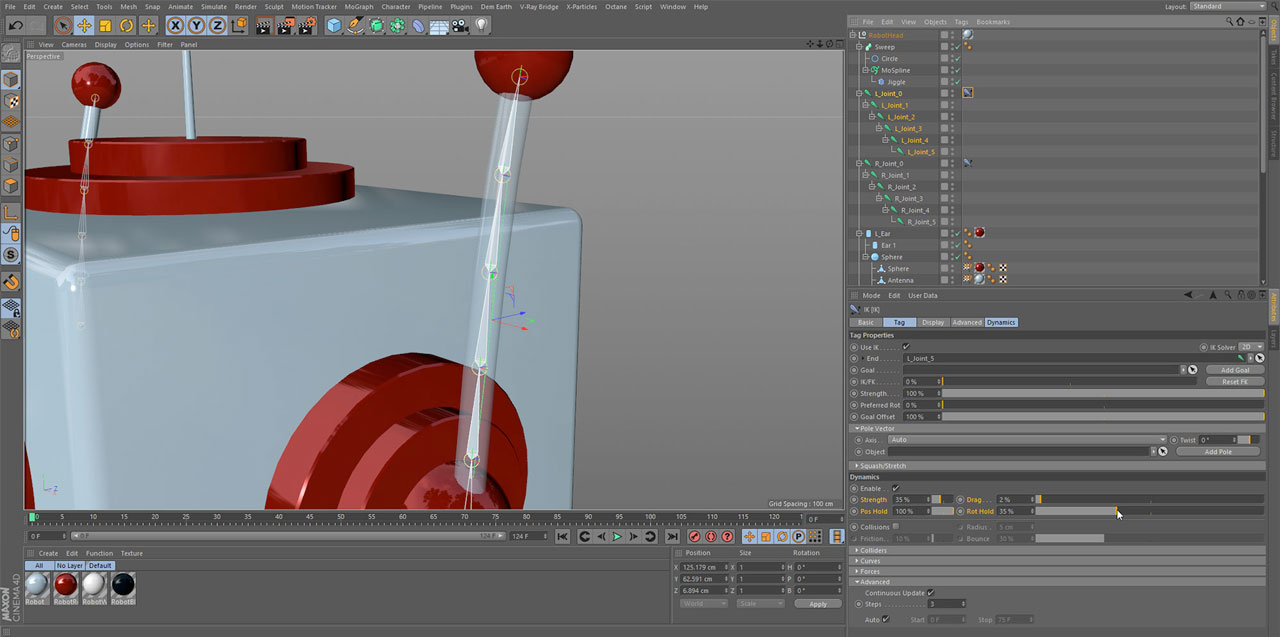 helloluxx learn  Cinema 4D Rigging In One Day - Toolfarm