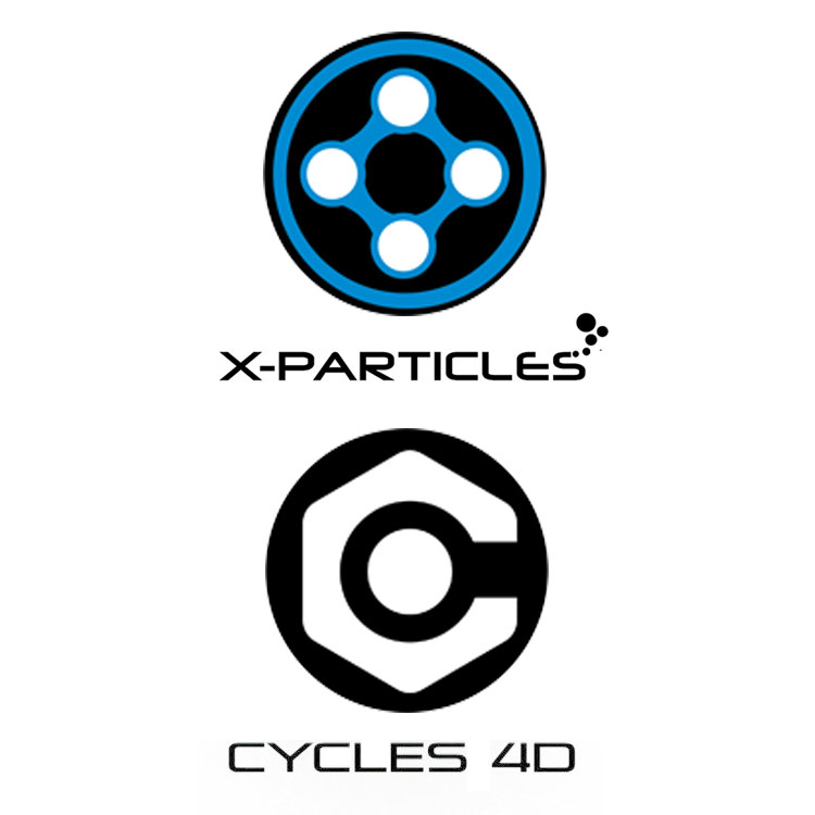 INSYDIUM X-Particles and Cycles 4D Bundle