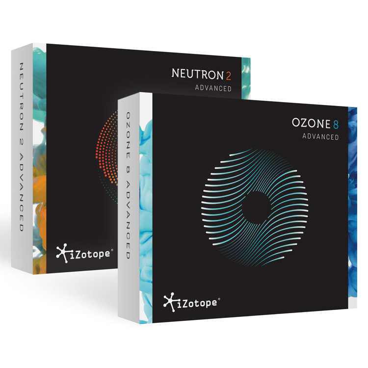iZotope O8N2 Bundle (Neutron Advanced + Ozone Advanced)