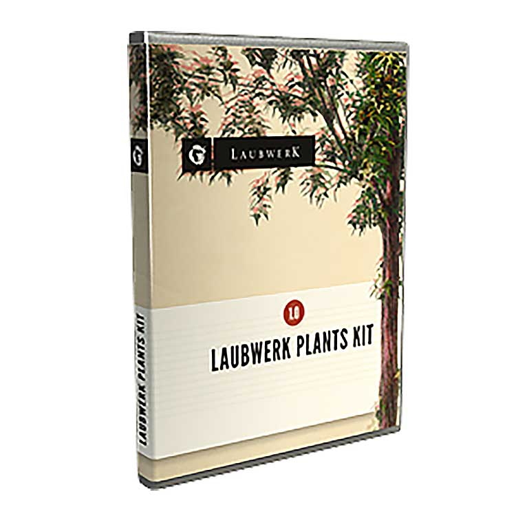 Laubwerk Plants Kits - Academic Campus License