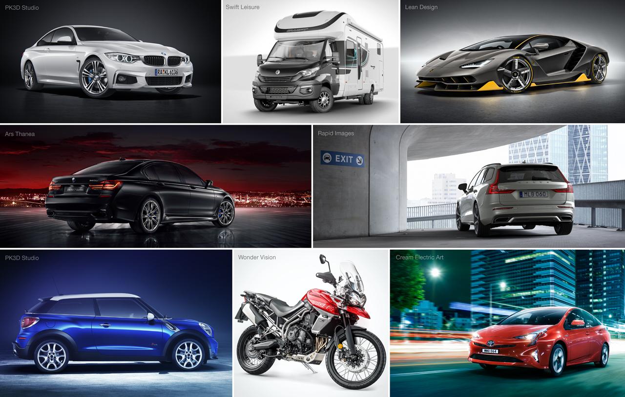 hdr light studio auto examples