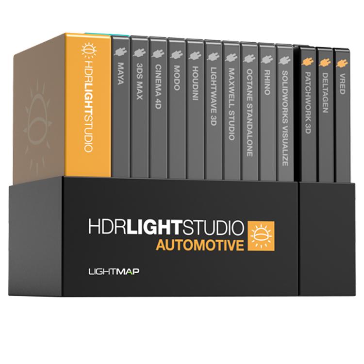 Lightmap HDR Light Studio Automotive - Toolfarm