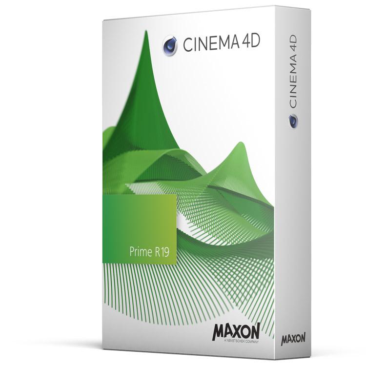 maxon cinema 4d prime