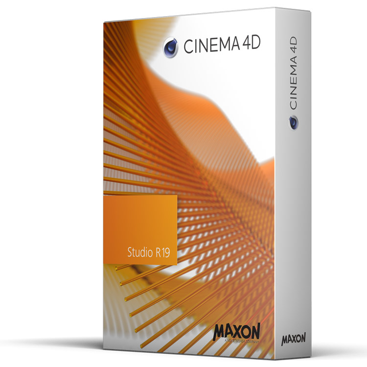 maxon cinema 4d studio