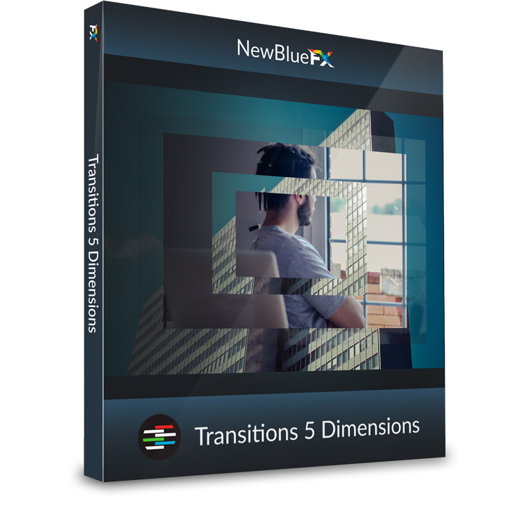 NewBlueFX Transitions Dimensions