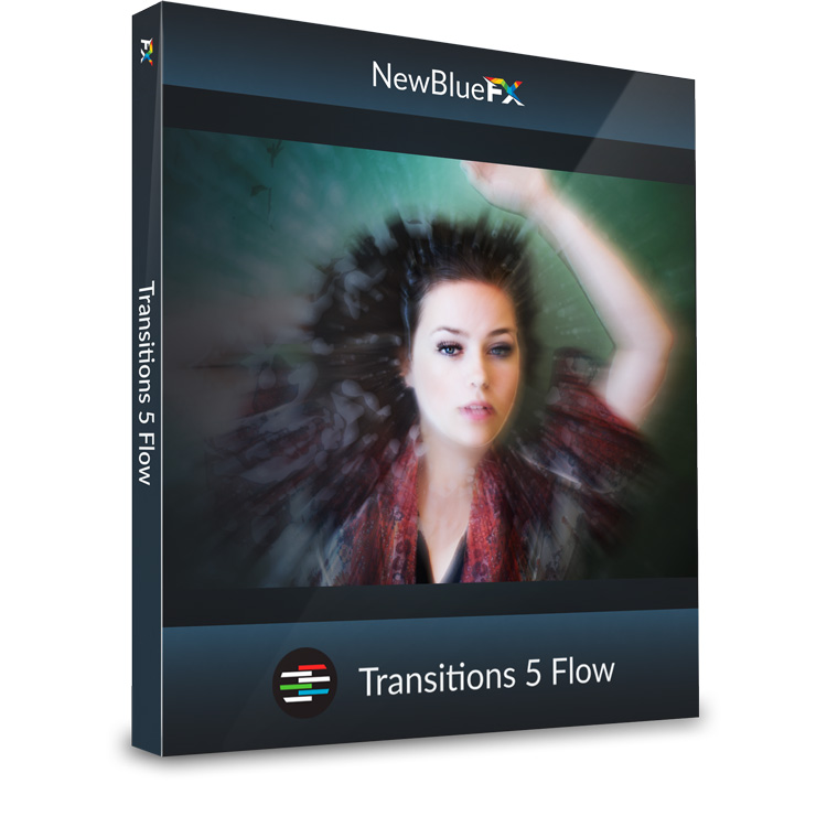 NewBlueFX Transitions Flow