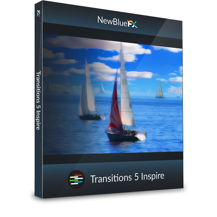 NewBlueFX Transitions Inspire