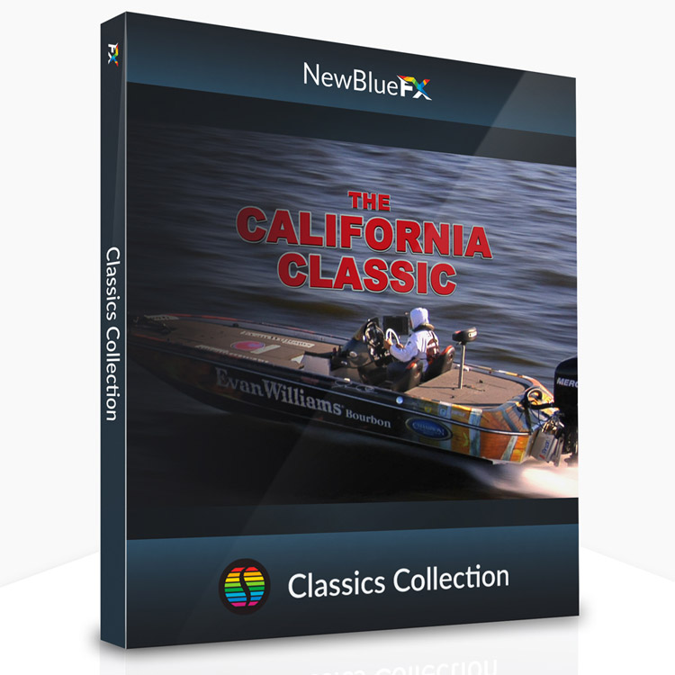 NewBlueFX Classics Collection for Titler Pro