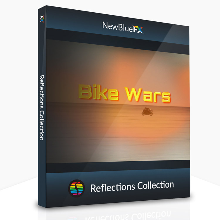 NewBlueFX Reflections Collection for Titler Pro