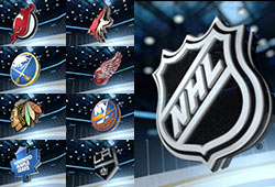 Freebie Friday! NHL Logo Pack for CINEMA 4D at eyedesyn