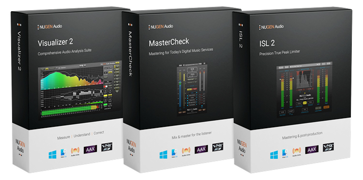 NUGEN Audio Modern Mastering Bundle