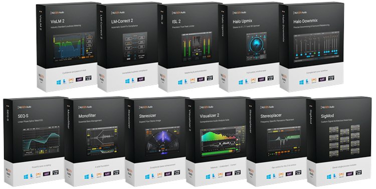 NUGEN Audio Post Bundle