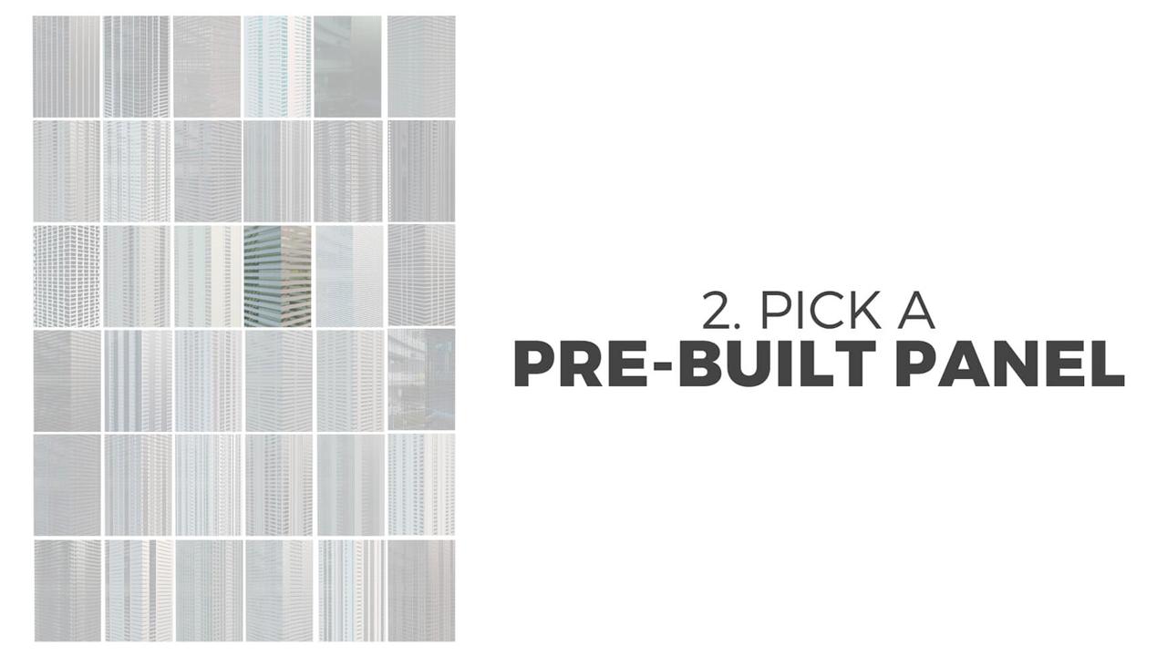 the pixel lab cinema 4D Building Kit