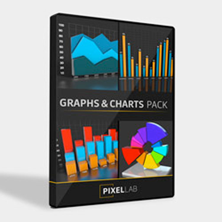 Pixel Lab Graphs and Charts Pack