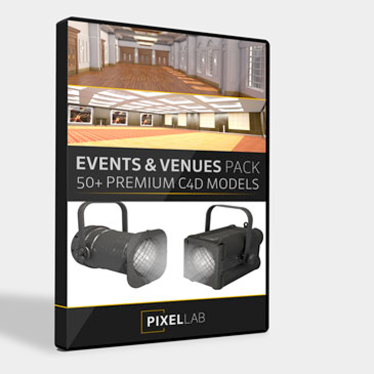 Pixel Lab Events and Venues