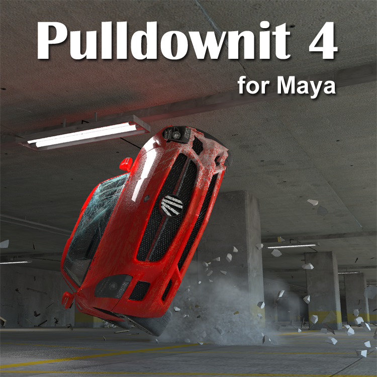 Pulldownit for Maya