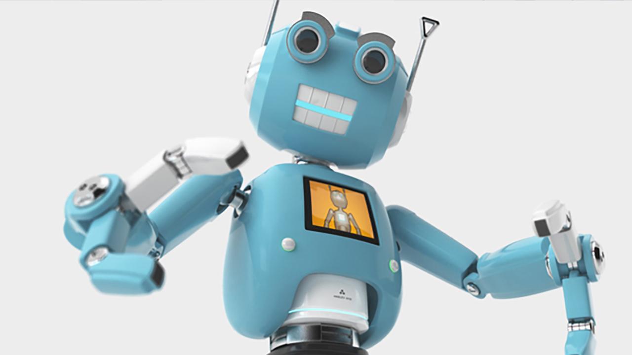 renderking character bundle robot