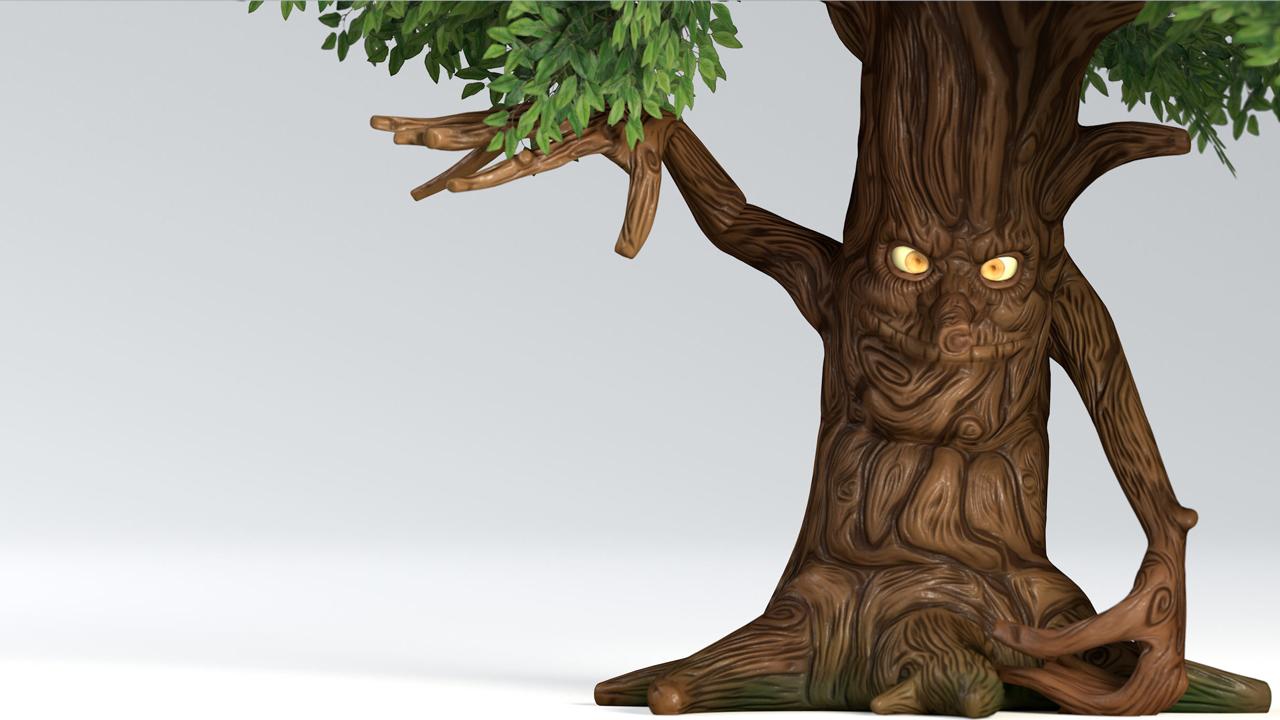 renderking character bundle tree