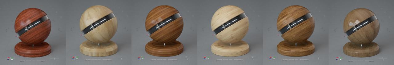 renderking octane texture pack wood samples