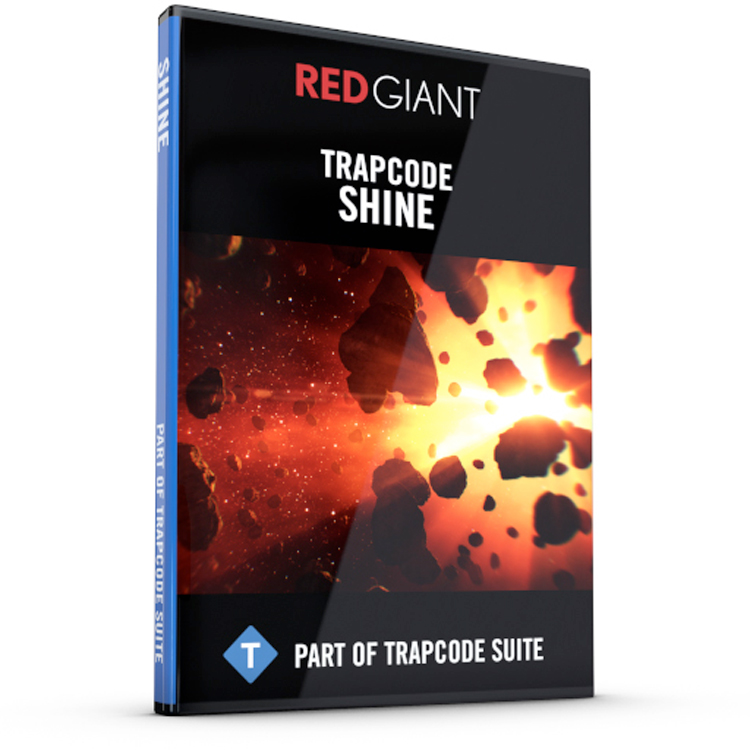 Red Giant Trapcode Shine