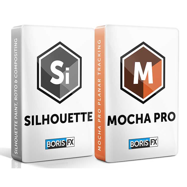 Boris FX: Silhouette 2020 and Mocha Pro Bundle