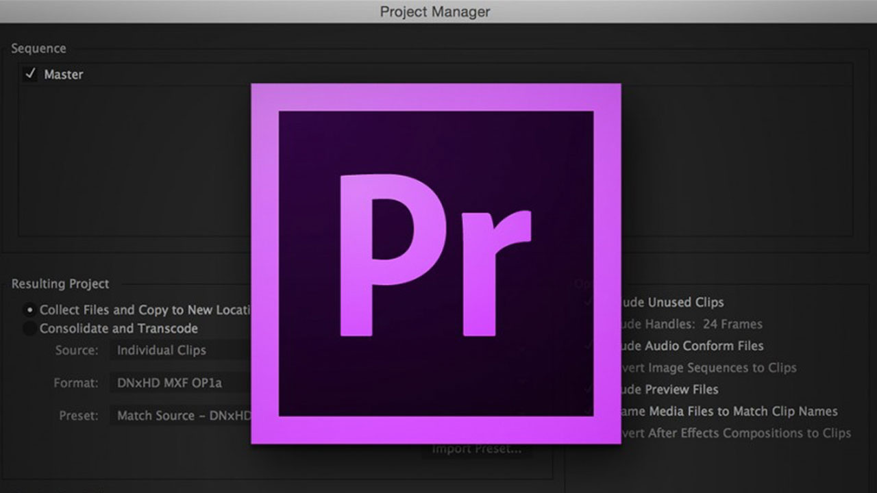 3 Uses for the Premiere Pro 'Project Manager'