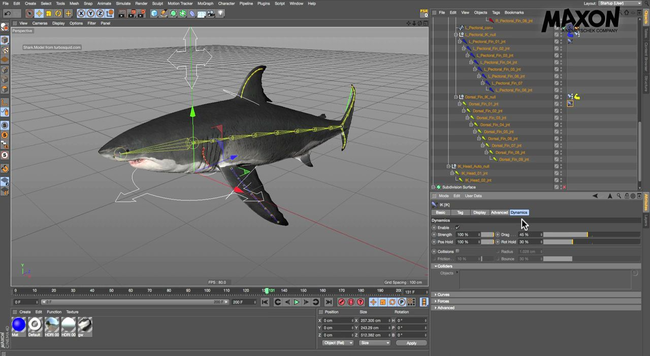 Character Animation in Cinema 4D