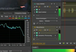 Tutorial Tuesday: Duck Music Bed Levels Behind a VO Automatically in Adobe Audition