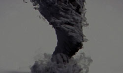 Creating a Tornado with RealFlow and FumeFx