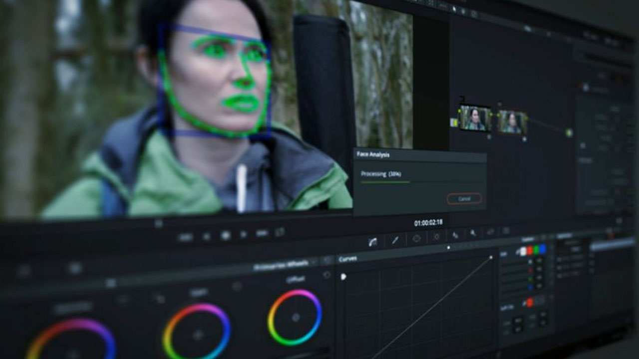 DaVinci Resolve: Face Refinement Plug-in