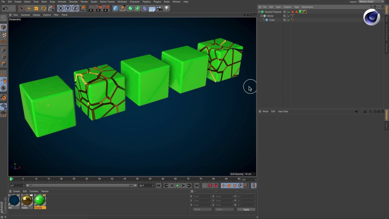 How to Restrict Fracturing in MoGraph Setups
