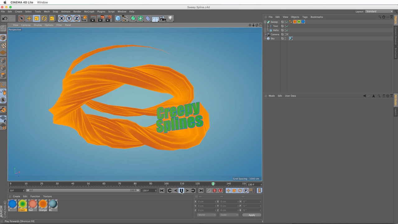 Cineversity Tutorial Series for After Effects Users new to 3D