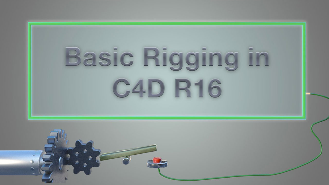 Basic Character Rigging in Cinema 4D