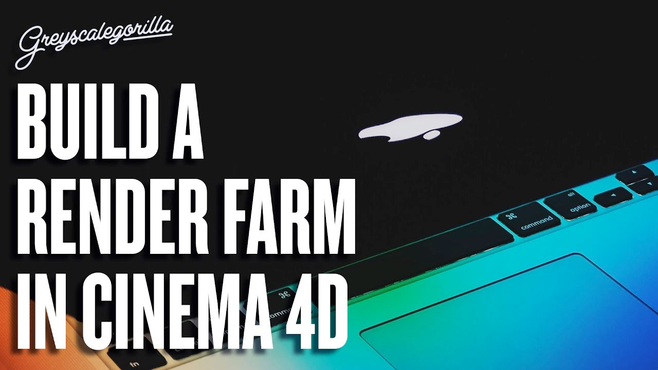 Cinema 4D: Team Render 101 - Turn Your Old Computers Into A Render Farm For Cinema 4D