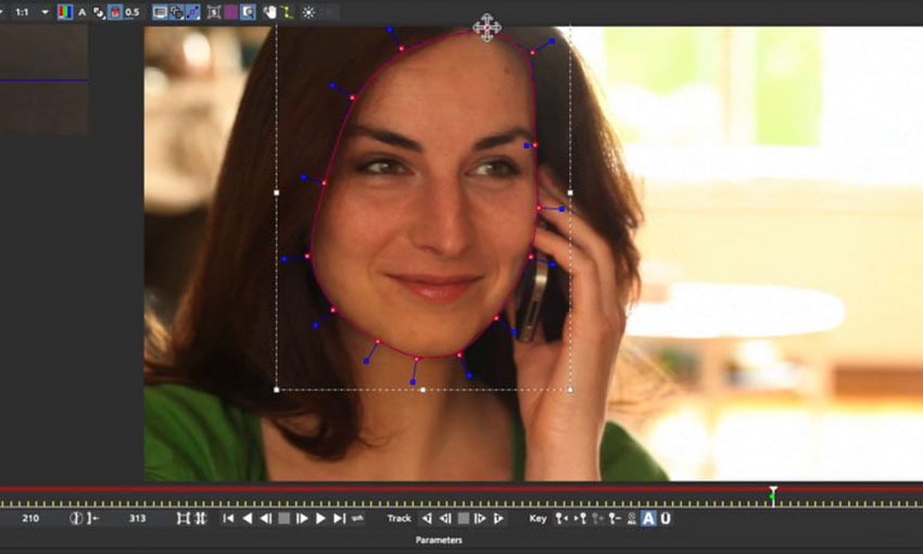 Use Mocha to Assist With After Effects Face Tracker