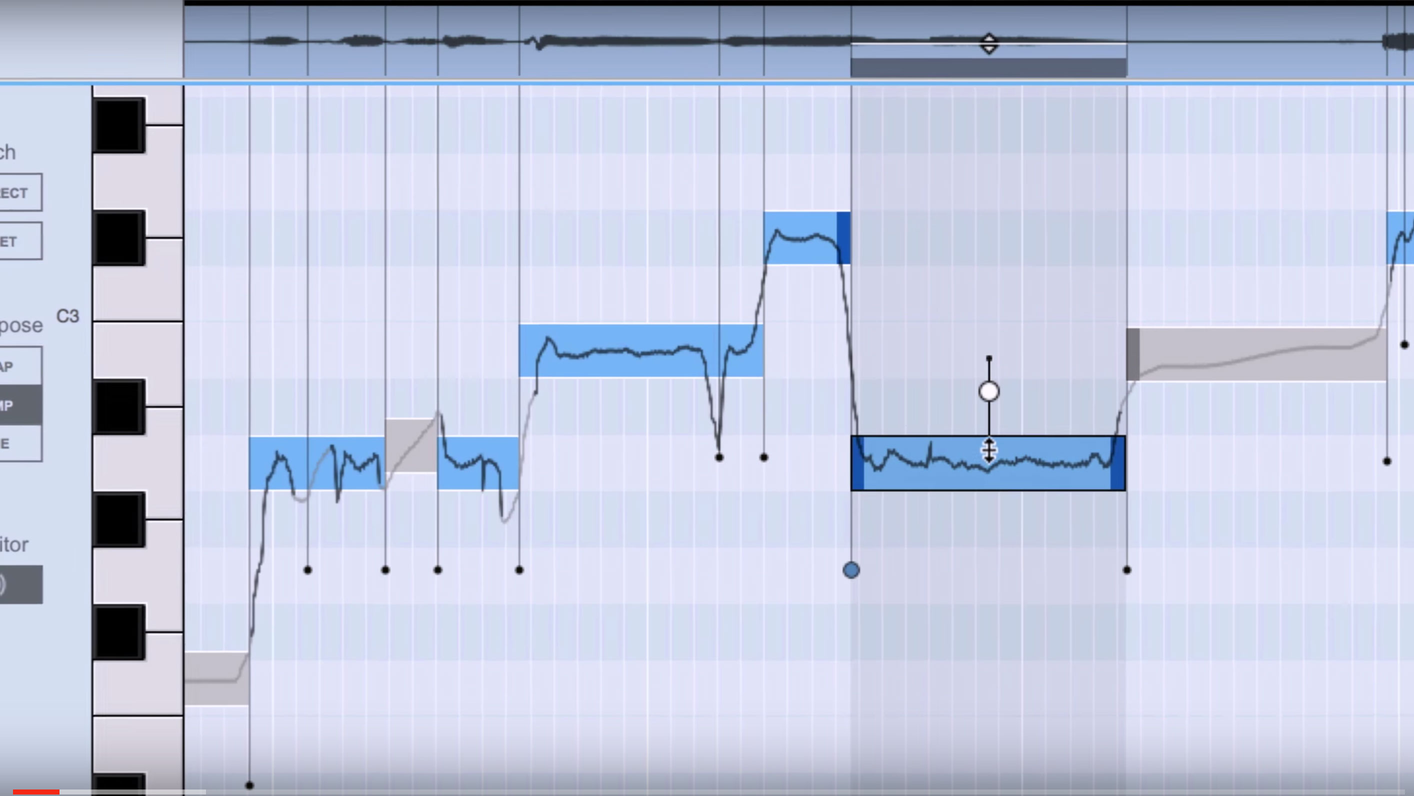 Propellerhead Reason - Perfect Your Vocals with Pitch Edit