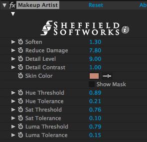 Sheffield Softworks UI