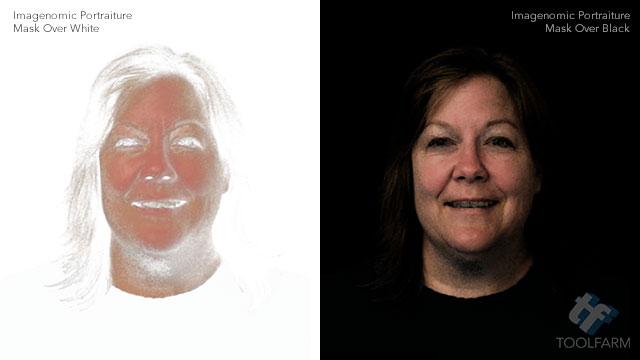 Portraiture Masking