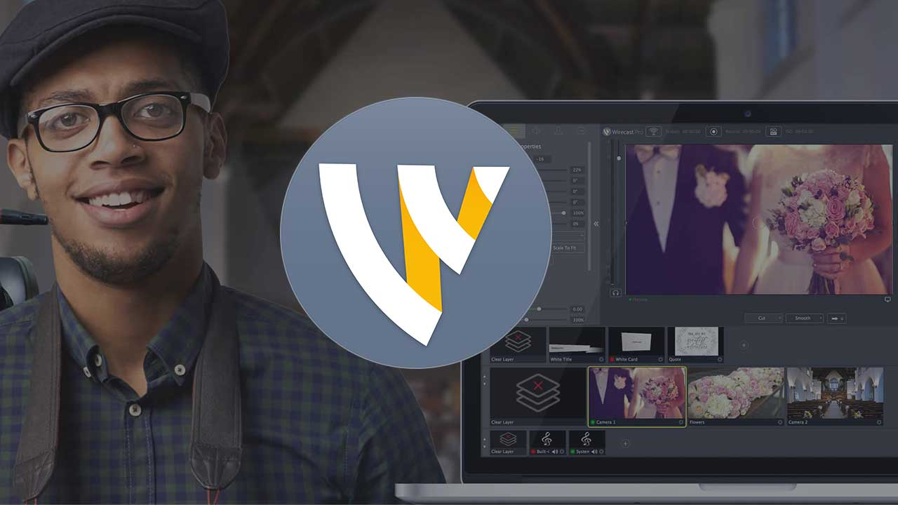 Tips for Wirecast Users Series